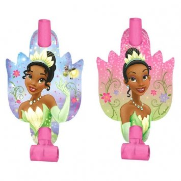 Princess and the Frog 'Sparkle' Blowouts / Favors (8ct)