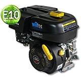 LIFAN 168 Benzinmotor 4,8kW(6,5PS) 19,05mm 196ccm mit Handstarter Kartmotor