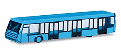 Daron Herpa Amsterdam Airport Bus Set (4) (1/500 Scale)