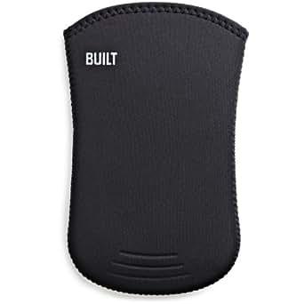 BUILT Neopren Slim Sleeve für 7-Zoll-Tablets, Schwarz