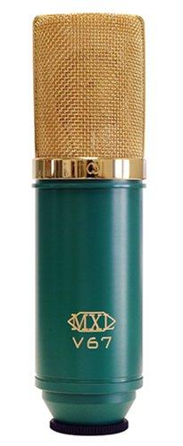MXL V67G Large Capsule Condenser Microphone