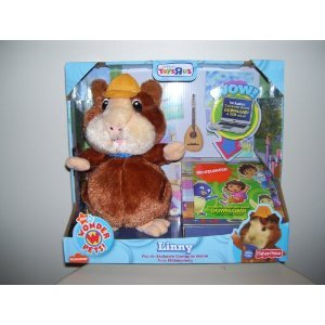 Nick Jr's Wonder Pets Exclusive Plush Linny With Computer Game Download