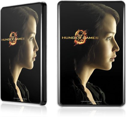 Skinit The Hunger Games -Katniss Everdeen for LeNu Case for Amazon Kindle Fire