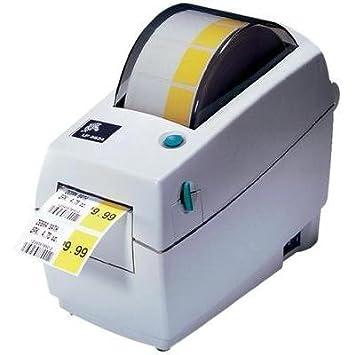 Imprimante d'étiquettes ZEBRA LP 2824 Plus, 203 dpi RS-232