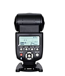 Yongnuo YN-560 III Speedlite Flash for Canon & Nikon - GN58 - Built in 2.4Ghz trigger/transceiver with full support for RF602/603 triggers.