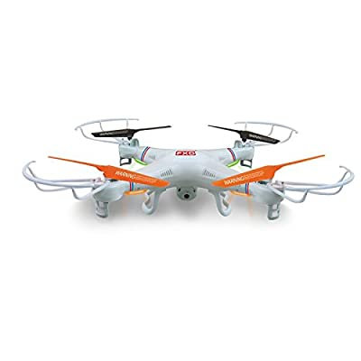 OH-BOX®X6 2.4GHz 4CH 6-Axis RC Drone Quadcopter with 2MP HD Camera?One Key Return Function and Headless Mode,360-degree 3D Rolling Mode