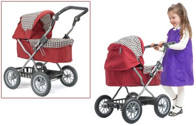 Silver Cross Ranger Kids Dolls Pram