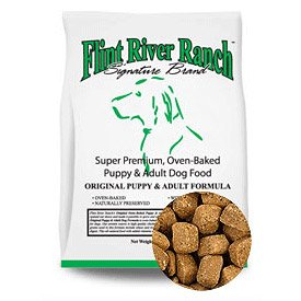 Flint River Ranch Nugget Dog Food For Large Dogs - 200Lb