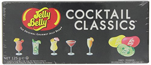 Cocktail Classics® 5-Flavor Jelly Bean Gift Box (Wine Flavored Candy compare prices)