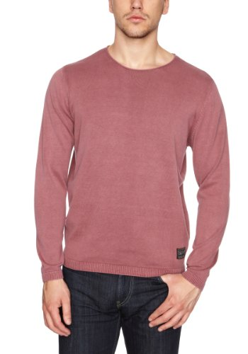 Billabong Teflon Crew Neck Men's Jumper Grape Large