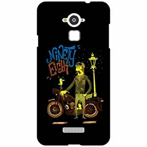 Back Cover For Coolpad Note 3 (Printed Designer)