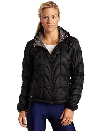 (快抢)Outdoor Research女士650蓬连帽鹅绒羽绒服 Aria Hoody 多色 $99.91