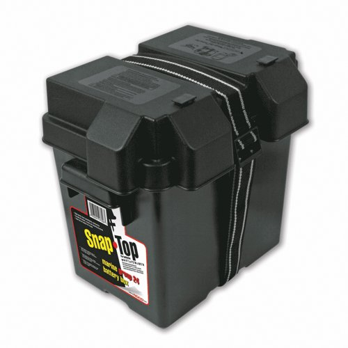NOCO HM306BKS 6V Snap-Top Battery Box