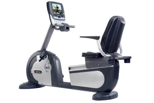 Motus USA M660BRL Recumbent Exercise Bike  Fully 