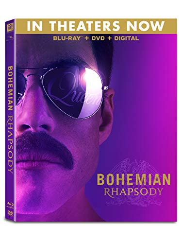 Blu-ray : Queen - bohemian rhapsody