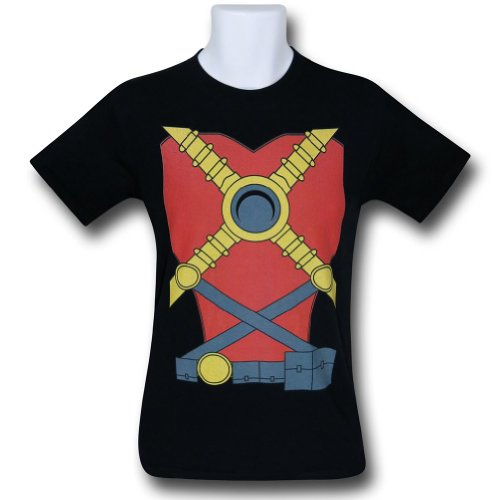 Red Robin New 52 Costume T-Shirt