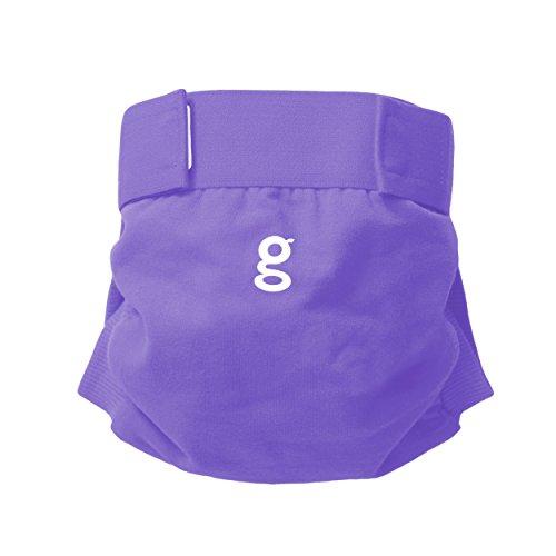 Gdiapers Gpants Gumdrop, Purple, Medium