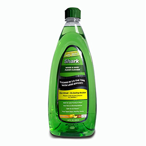 Read About Shark Wood & Hard Floor Cleaner (28 OZ.)