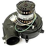 Water heater draft inducer blower rheem rudd 115 volts for Rheem furnace blower motor replacement