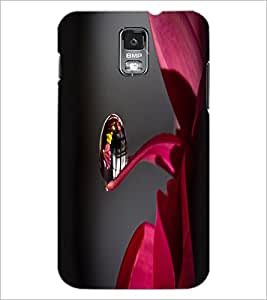 PrintDhaba Droplet D-2399 Back Case Cover for SAMSUNG GALAXY S5 (Multi-Coloured)