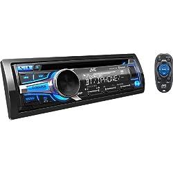 See JVC KDR950BT Brand New Mobile AM/FM/CD/USB/BT Details