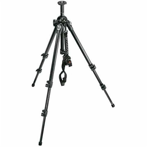 Manfrotto 190MF3 3-Section MagFiber Tripod without Head
