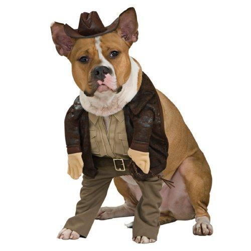 Indiana Jones Indiana Pet Costume - Pet Costumes