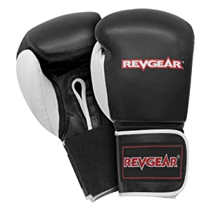 Revgear Sentinel Gel Boxing Gloves (12-Ounce)