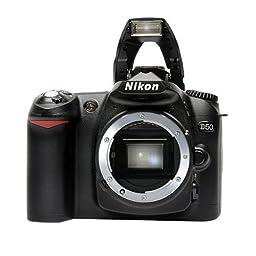Nikon D50 DSLR Camera (Body Only) (OLD MODEL)