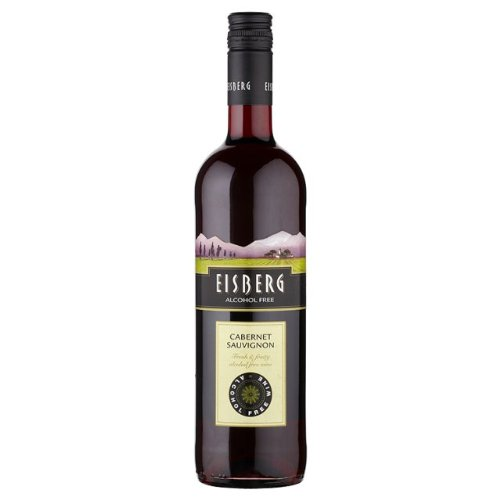 Eisberg - Cabernet Sauvignon - Alcohol Free - German Red Wine - 75cl