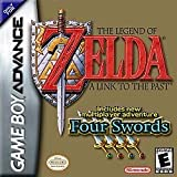 The Legend of Zelda: A Link to the Past (Includes Four Swords)by NINTENDO OF CANADA