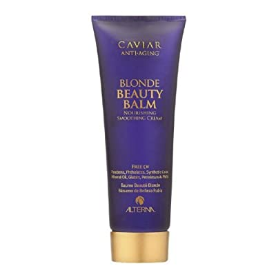 Alterna Caviar Blonde Beauty Balm-4.2 oz.