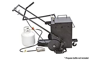 AK10 (10-Gallon) Melter Crack Filling Machine Driveway or Pavement