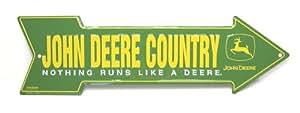 John Deere Arrow Sign Home Kitchen