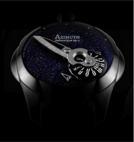 AZIMUTH SPACESHIP STONE DIAL