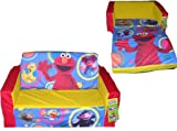 Sesame Street - Elmo & Friends Flip Open Sofa