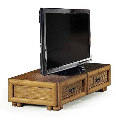 Muebles TV Bajos de Bambu : Modelo TSU