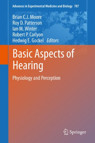 Hedwig E Gockel, Ian M. Winter, Robert P. Carlyon, Roy D. Patterson  Brian C.J. Moore - Basic Aspects of Hearing