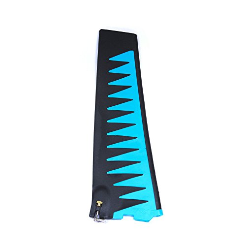 Hobie Mirage ST Turbo Fin - Blue/Black - 81192031 грабли садовые зубр 4 39583 14