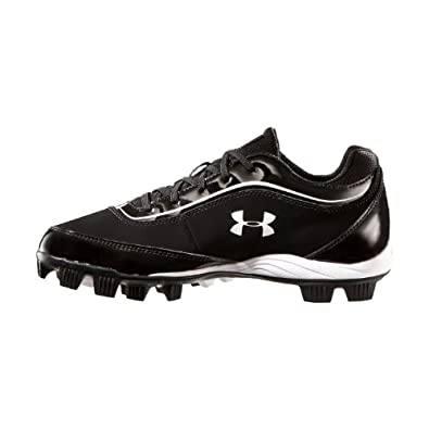 Buy Under Armour Boys' UA Leadoff IV Jr. Low-Cut Rubber Baseball Cleats by Under Armour