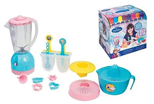 Disney Frozen Children's Ice Lolly Maker Set (Blender Disney compare prices)