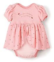 Bunnies by the Bay Girlbug Dress, Pink