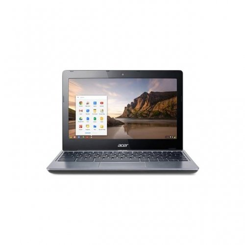ACER Chromebook C7 C720-2103 11.6 inch Intel Celeron 2955U 1.4GHz 2GB DDR3L 16GB SSD USB3.0 Chrome Notebook (Granite Gray) / NX.SHEAA.006;C720-2103 /