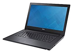 Dell Inspiron 5455 14.0-inch Laptop (A8-7410/4GB/1TB/Windows 8.1), Black
