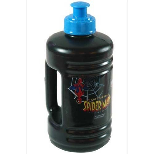 Spiderman 16oz Pull Top Water Bottle Jug