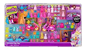 Polly Pocket Ultimate Play Day - 150 Pieces at Sears.com