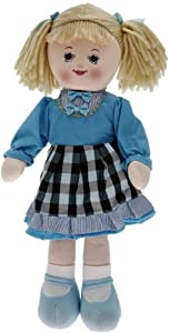 Play n Pets PNP-3381-11 Soft Doll 50cm (Medium)