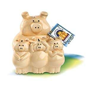 Money Mama the Smarter Piggy Bank