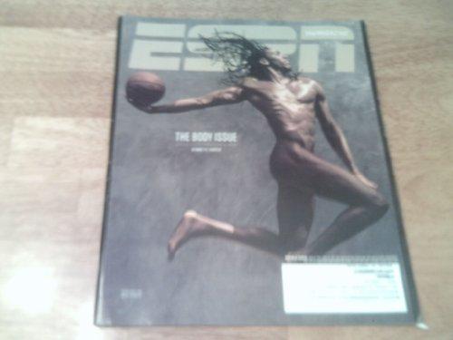 Kenneth Faried Espn Body Issue Denver Nuggets Magazin...