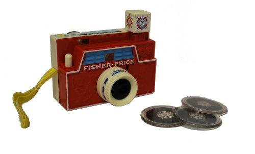 Fisher Price Classic Changeable Picture Disk Camera - 1